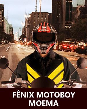 Motoboy Moema