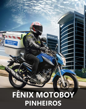 Motoboy Pinheiros
